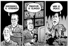 1984 Cartoon