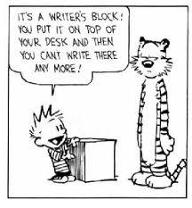 Writer's block and emptiness?