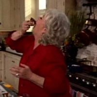 Paula Deen drops F-bombs, deep throats her dessert in leaked video (actual headline)