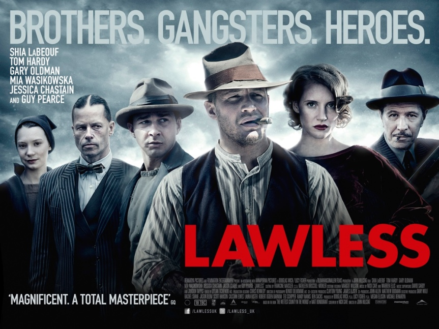 MrMary@The Movies: Lawless