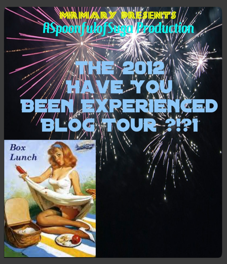 "MrMary's 2012 ""Have You Been Experienced Blog Tour"" 