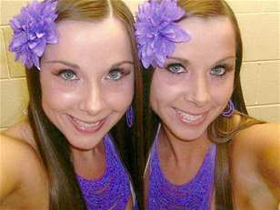 Jocular Look @ Today's News || Stripper sisters 'too pretty' for pudding fight OK with startingbrawl