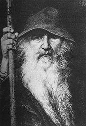 170px-Georg_von_Rosen_-_Oden_som_vandringsman,_1886_(Odin,_the_Wanderer)