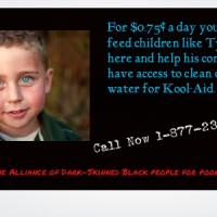 BlogFestivus 2012 Day 5: Saving Kids with Kool-Aid & Unfulfilment