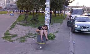 SOME DRUNK GIRLS AINT TRASH CUZ EVEN TRASH GETS PICKED UP
