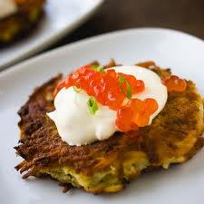 I added this cool latke image myself