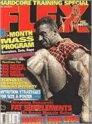 The First Workout Magazine I bought