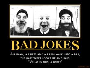 Bad joke