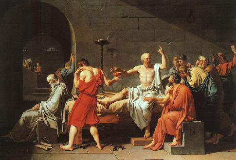 SOCRATES MORTE