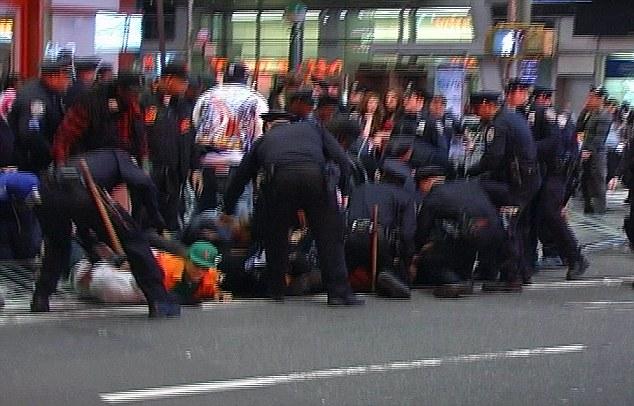 Midtown Manhattan Mayhem