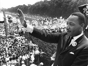 The FBI's interest in the Rev. Martin Luther King Jr. intensified after the March on Washington in 1963.