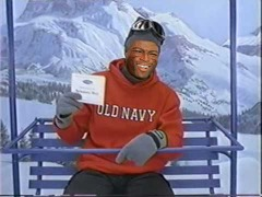 Me and Seal are the only two Negros rocking that performance fleece (Help Us)