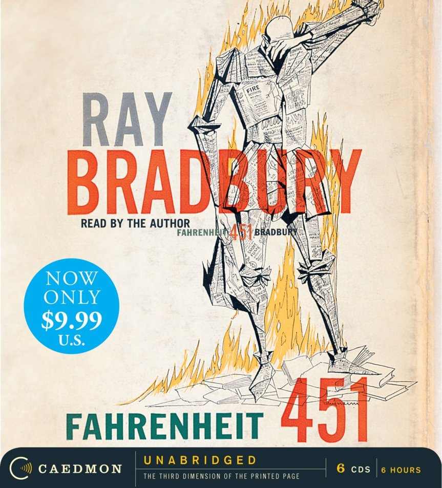 fahrenheit 451 critical essay A suggested list of literary criticism on ray bradbury's fahrenheit 451 the listed critical essays and books will be invaluable for writing essays and papers on fahrenheit 451.