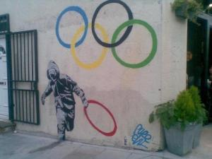 Banksy-at-the-Olympics