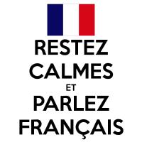 Parles-tu le français ? Oui? .... continues de lire alors