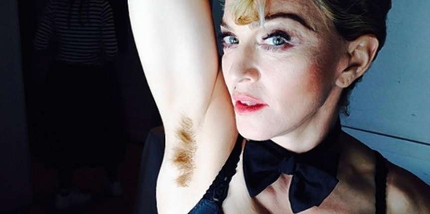 MrMary Responds || It's Time for Women to Take Back Armpit Hair, Seriously?