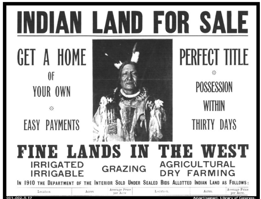 Article Repost || 5 Ways The Government Keeps Native Americans InPoverty