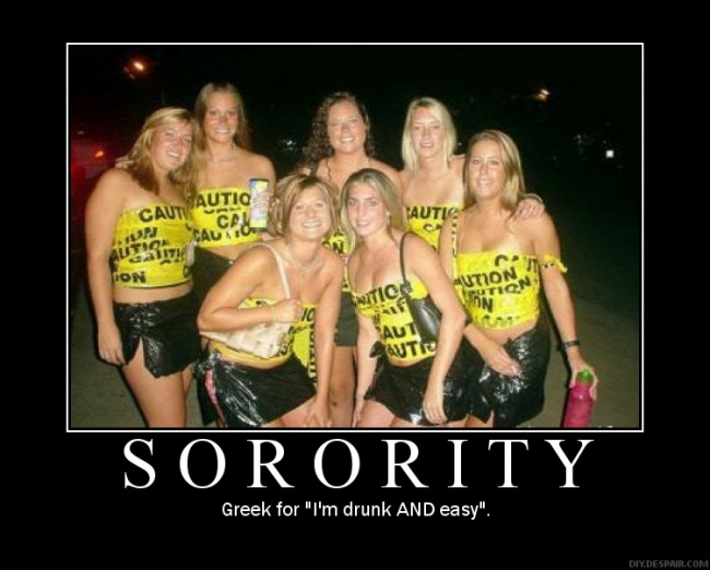 MrMary Jokingly Responds || Sorority Chick Writes Graduation Letter (2) – Why Wasn't This a Victory for Feminism?