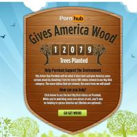 Giving America Wood || One Porn Company's New Tree Planting Initiative