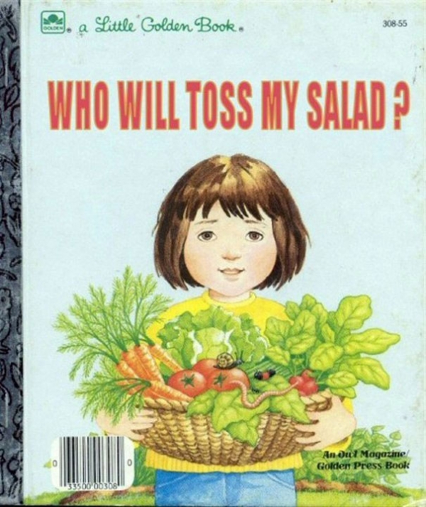 Had To Post || The 19 Worst Children's Book TitlesEver!