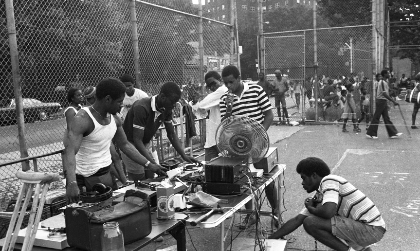 Hip Hop & 1980's Brooklyn – A Nostalgic Affair – My Invisible Community